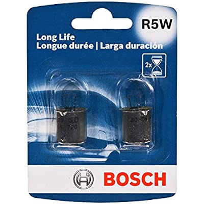 Bosch Automotive R5WLL Light Bulb, 2 Pack: Automotive