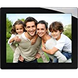 Micca NEO 15-Inch Digital Photo Frame with 8GB Storage, High Resolution LCD, MP3 Music and 720P HD Video Playback, Auto On/Off Timer (M153A)