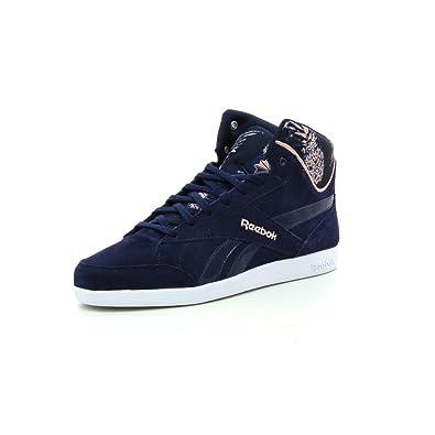 bf8cb15e37eca Reebok Fabulista Mid Sneakers Blue Woman sky blue blue Size 39 ...