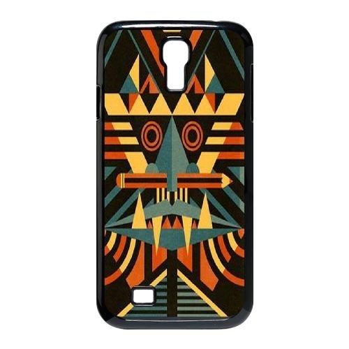 Aztec Wood CUSTOM Hard Case for SamSung Galaxy S4 I9500 LMc-34999 at LaiMc