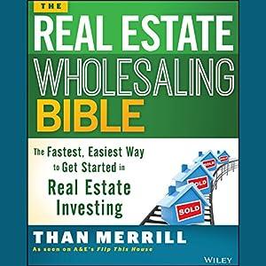 The Real Estate Wholesaling Bible Audiobook