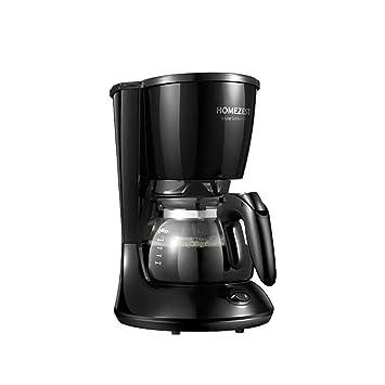 Mini máquina de café portátil americana automática por goteo, molinillo de café: Amazon.es: Hogar