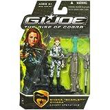 "G.I. Joe The Rise of Cobra 3 3/4"" Action Figure Shana ""Scarlett"" O' Hara (Covert Operations)"
