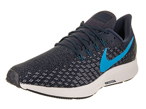 Zoom Nike Air Scarpe Uomo Pegasus 35 Hero gunsmoke Grey vast Obsidian blue Running rqrw5Ydxn