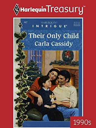 book cover of Their Only Child