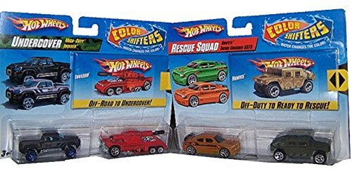 Hot Wheels Color Shifters Dodge Charger
