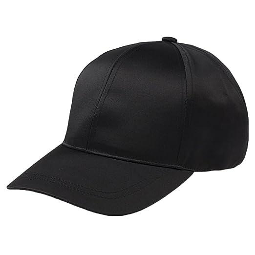 Tinnina - Gorra de béisbol para hombre y mujer de color fuerte ...
