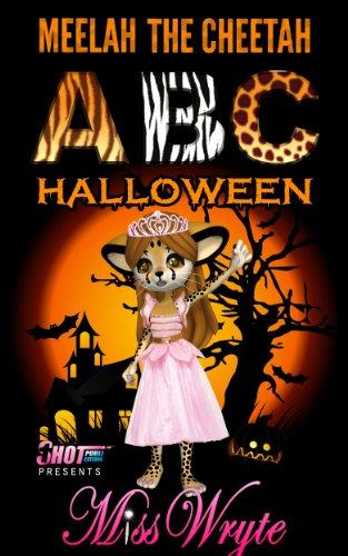 Meelah The Cheetah ABC Halloween ()