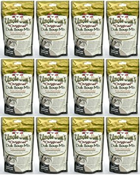 Marshall Uncle Jim's Original Duk Soup Mix for Ferrets 4.5oz. (Pack of 12) by Marshall