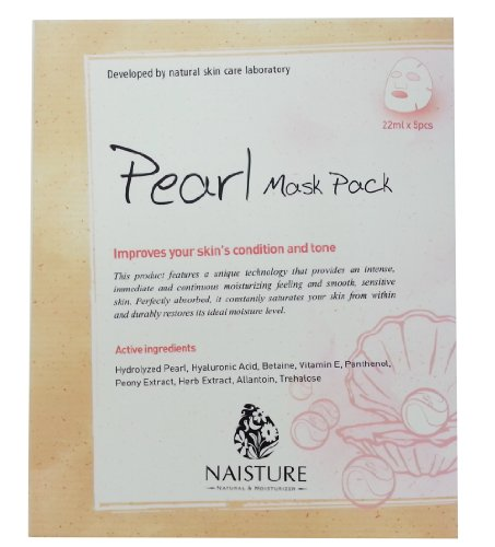 High quality Naisture facial Pearl product image
