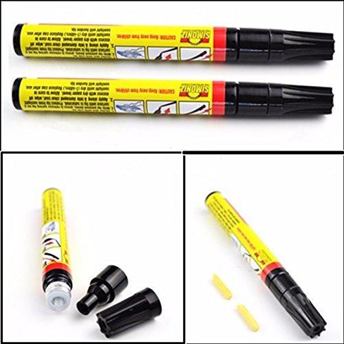 Car Scratch Remover Fix It Pro Scratch Repair Pen Car Body Compound Set Auto Scratch Paint Care Clear Coat Applicator Pen ( Not for Deep Scratches )