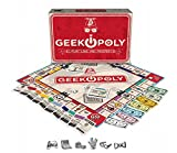 Late for the Sky Geek-opoly Board Game