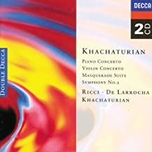 Khachaturian: Piano Conce