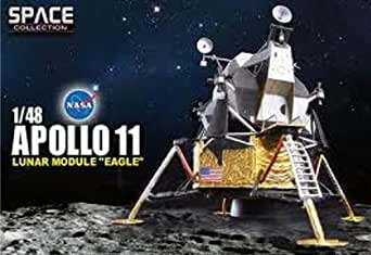 "Dragon Models 1/48 Apollo 11, Lunar Module ""Eagle"""