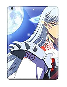 Fashion Tpu Case For Ipad Air- Anime Inuyasha Defender Case Cover