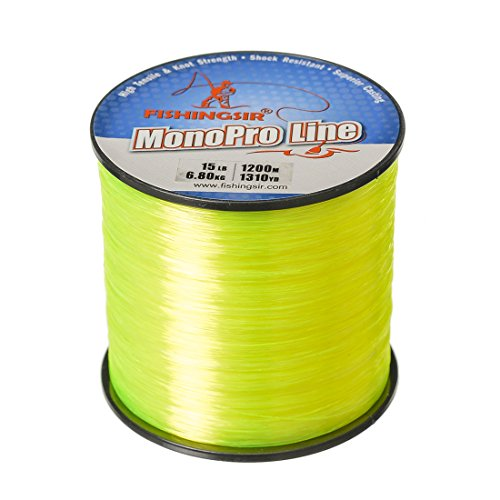FishingSir MonoPro Monofilament Fishing Line