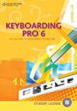 KEYBOARDING PRO 6 combines new-key learning and skill building to help users master the proper methods for keyboarding quickly and accurately. An exciting resource for any beginning keyboarder, KEYBOARDING PRO 6 builds skills, increases confi...