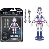 Funko Five Nights at Freddys Sister Location Build Ennard Ballora Action Figure