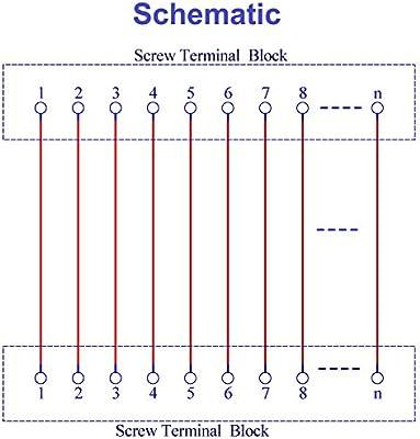 Terminal Block Schematic | Schematic Diagram