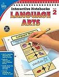 Language Arts, Grade 2 (Interactive Notebooks)