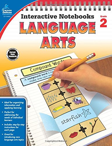 Language Arts, Grade 2 (Interactive Notebooks)