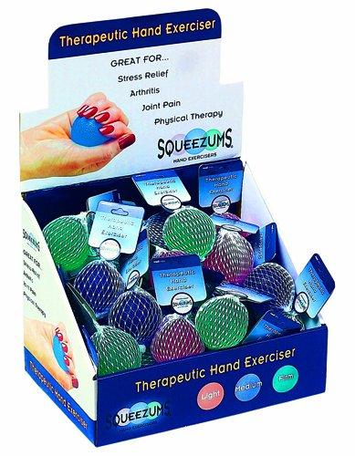 Medbasix, Inc. (v) Squeezums Therapeutic Hand Exerciser Display(36 Pcs)