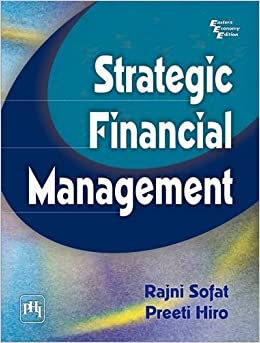 Book Strategic Financial Management