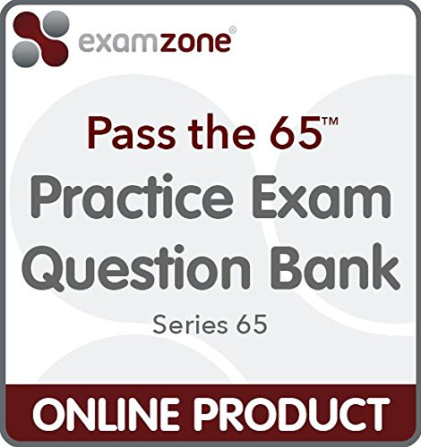 Pass The 65 Practice Exam Question Bank by Examzone, Inc.