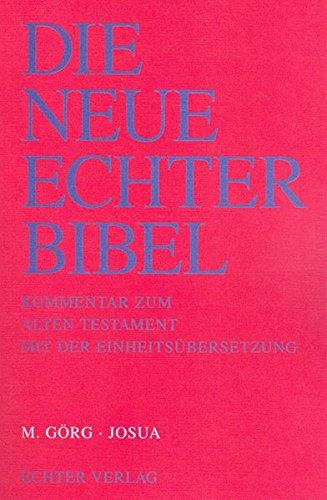 die-neue-echter-bibel-altes-testament-die-neue-echter-bibel-kommentar-kommentar-zum-alten-testament-mit-einheitsbersetzung-josua-lfg-26