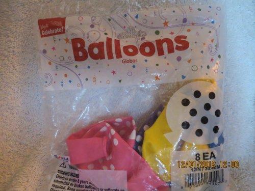 Polk-a-dot Balloons