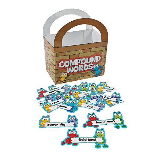 Fun Express - Ant Compound Word Matching Game