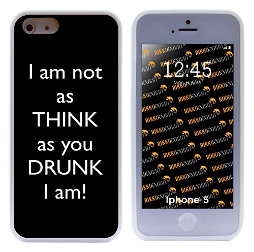 Rikki Knight I'm not as Think as you Drunk I am Hybrid iP...