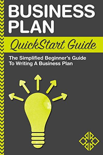 Amazon business plan quickstart guide the simplified business plan quickstart guide the simplified beginners guide to writing a business plan accmission Image collections