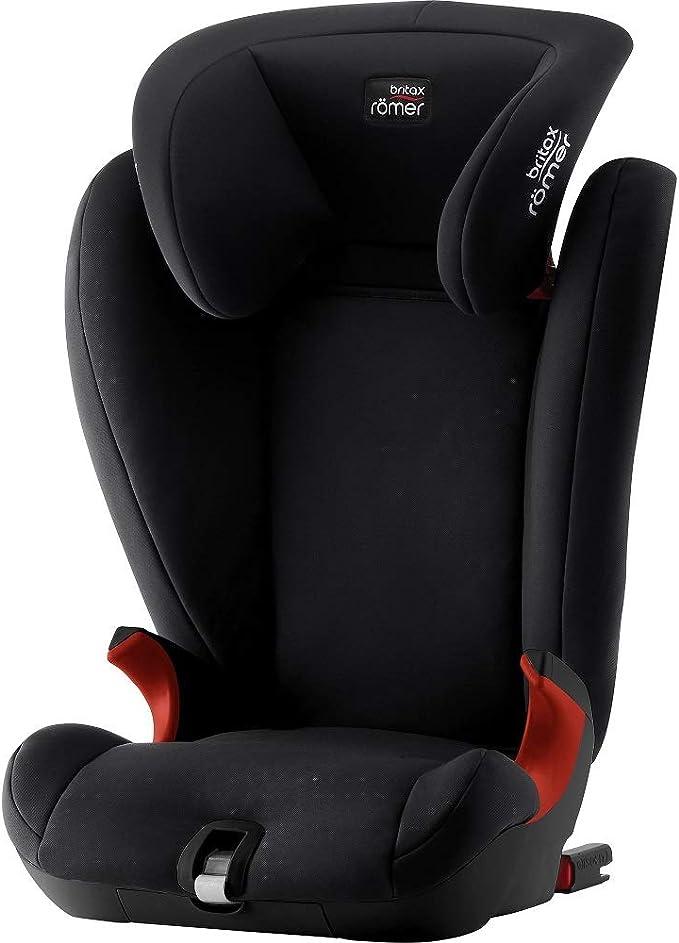 Britax Römer car seat 15-36 kg, KIDFIX SL BLACK SERIES Isofix group 2/3, Cosmos Black: Amazon.co.uk: Baby
