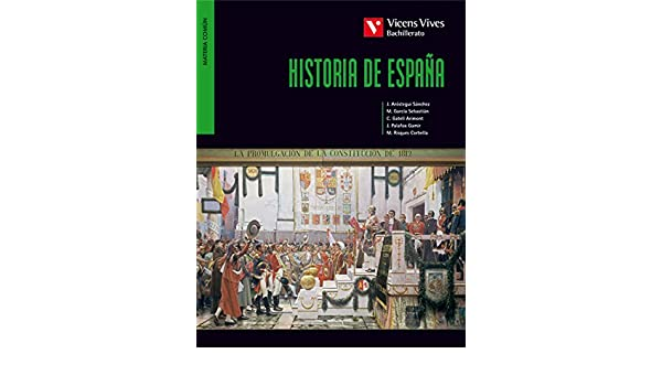 Historia De España Cantabria Separata - 9788431670825: Amazon.es: Vazquez Alvarez, Roberto: Libros