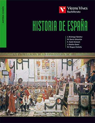 Historia De España - 9788431690373: Amazon.es: Gatell Arimont ...
