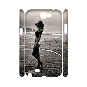 Custom Sexy slim body For Case Ipod Touch 5 Cover with Beach sexy beautiful young girl yxuan_8974762 at xuanz