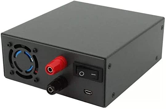 Módulo de Poder DP y DPS Fuente de alimentación Caja de comunicación Voltaje Constante Caja de Corriente Control Digital Convertidor Reductor Solo Caja: Amazon.es: Electrónica