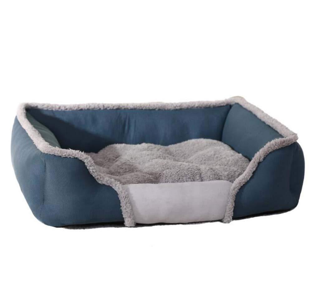 Light SZJFSL Cat Dog Bed Pet Four Seasons Universal Pet Nest Breathable Dog Bed Waterproof Cute Pet Supplies