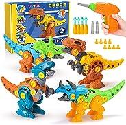 KULUO Take Apart Dinosaur Toys for Kidss