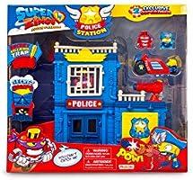 Superzings Estación De Policía, (Magic Box PSZSP112IN00)