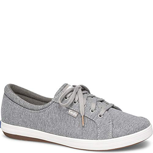 Keds Women's Vollie II Speckled Knit Sneaker,Gray,8.5 M US