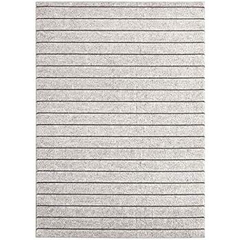 Amazon Com Luxe Weavers Serena Abstract Ivory 8x10 Area