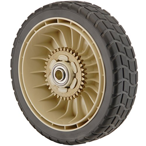 Honda 42710-VE2-M01ZA Self Propelled White Rear Wheel - Honda Self Propelled Mower