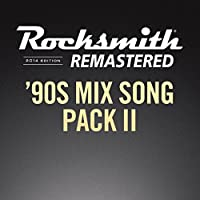 Rocksmith 2014: 90s Mix Song Pack II - PS3 [Digital Code]