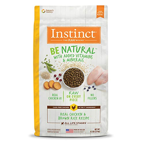 Instinct Be Natural Recipe