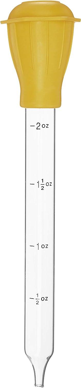 Fox Run 5678 Heat-Resistant Glass Baster One Size Fox Run Craftsmen