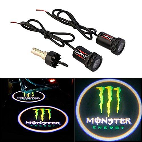 monster car emblem - 5