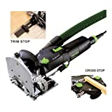 Festool DF 500 Q Domino Set with T-LOC + CT 26 Dust Extractor Package