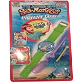 The Amazing Live Sea Monkeys Real Aquarium Wristwatch by Big Time Toys